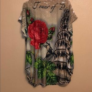 Aronia Tops - Art or Top?  Top or Art?  Beautiful top